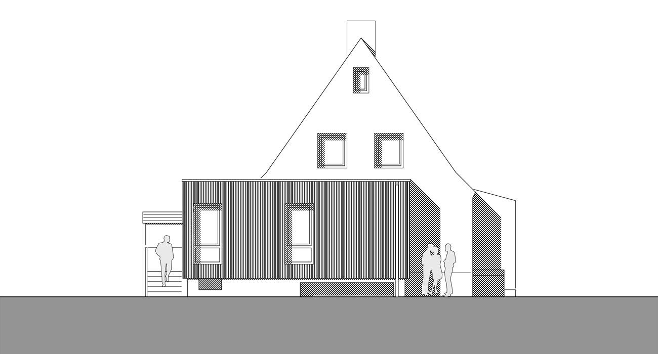 Architektur-HABRE-02-Ansicht-Süden-2017