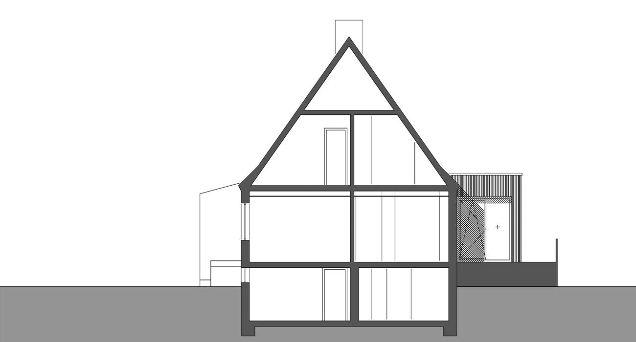 Architektur-HABRE-04-Schnitt-A-A-2017