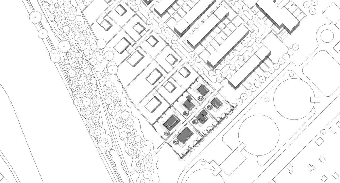 Architektur-Stadtvillen-Bremen-01-Lageplan-2009
