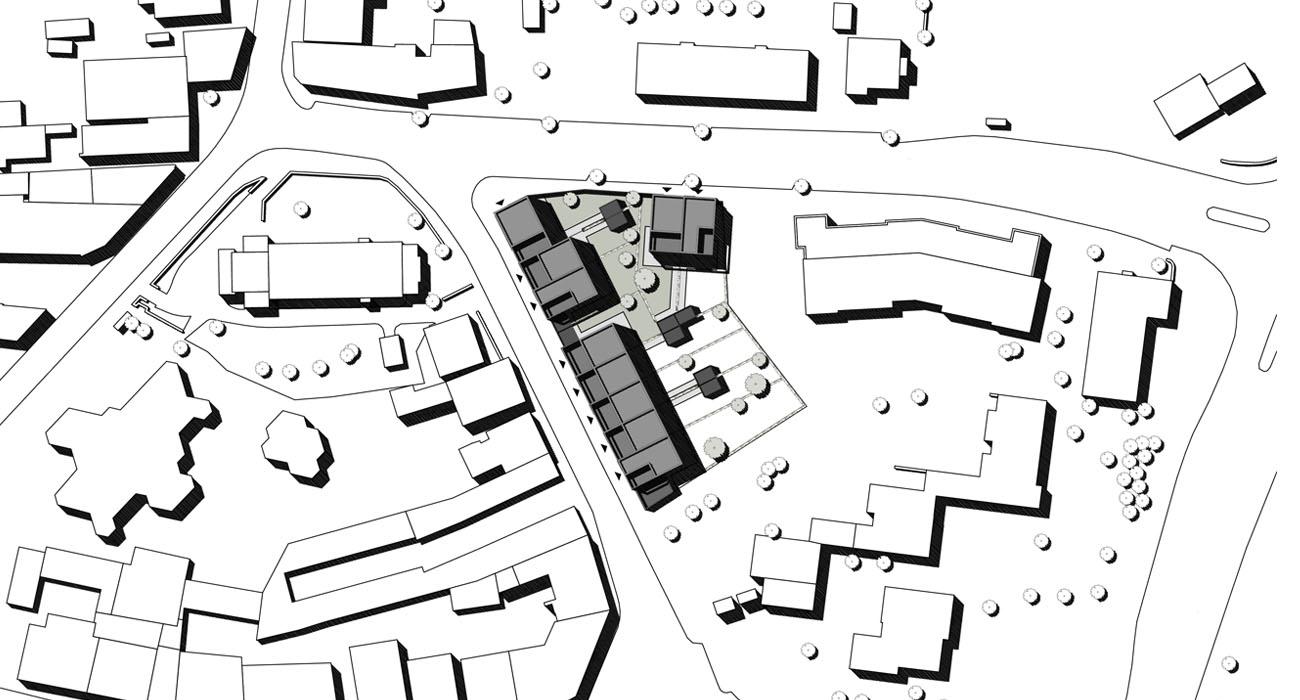 Staedtebau-Postquartier-01-Lageplan-2016