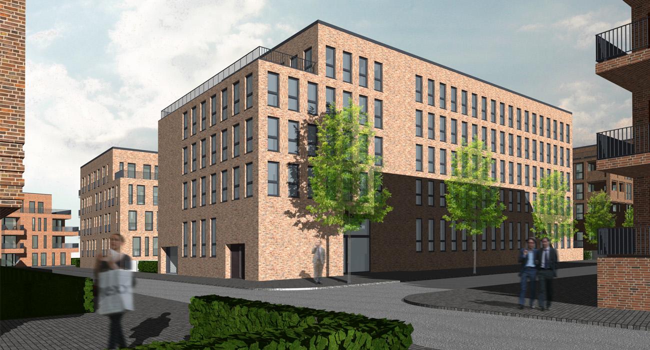 Städtebau-RSQ-10-Perpektive-Reihenhäuser-G-2016
