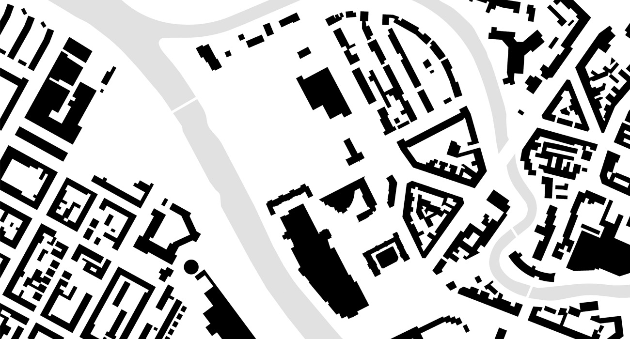 Städtebau-Zwischengrünraum-03-Schwarzplan-Bestand-2010