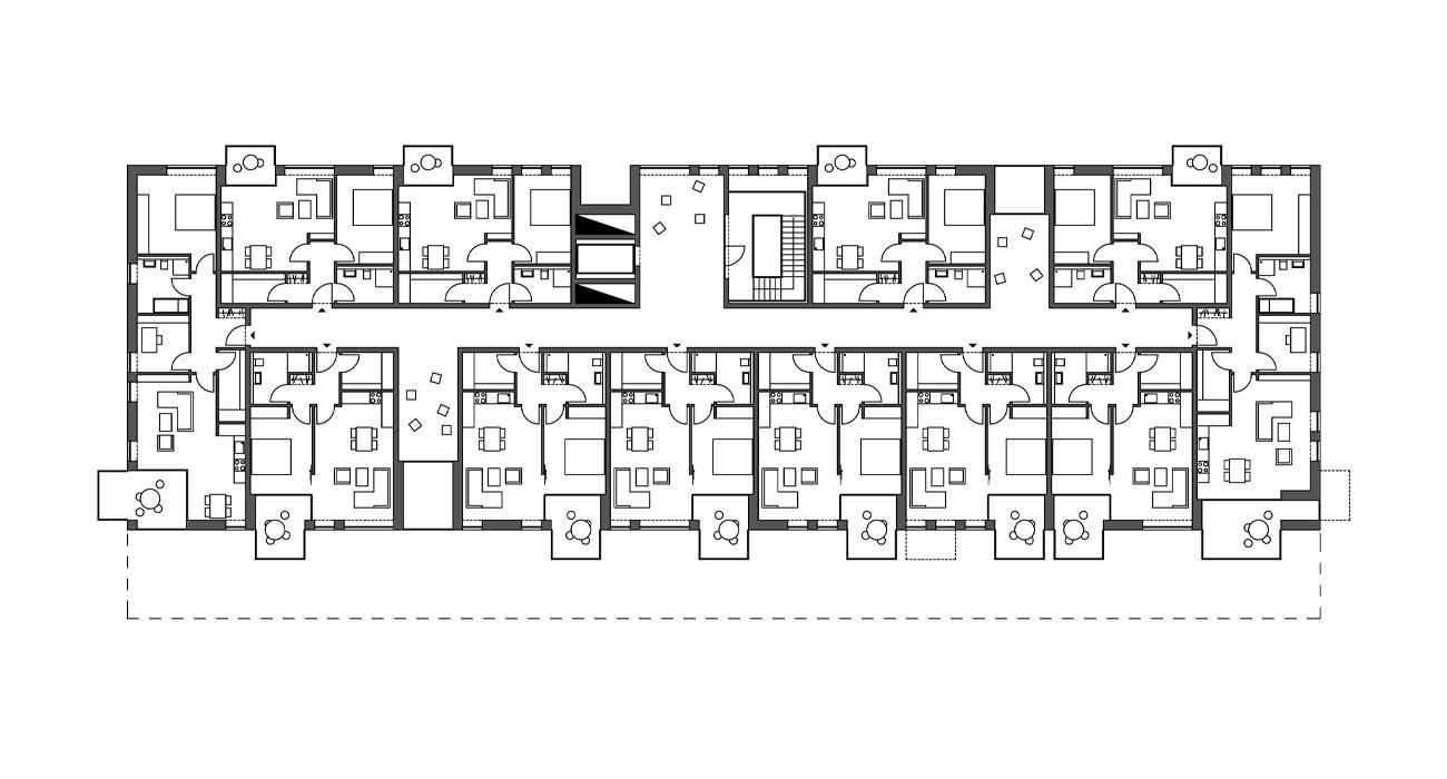 Wettbewerbe-Mehrgenerationenhaus-06-Obergeschoss-2011